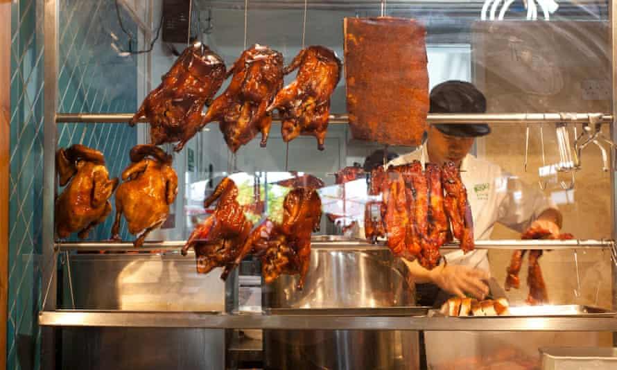 Pride of Colindale: Bang Bang Oriental Food Hall.
