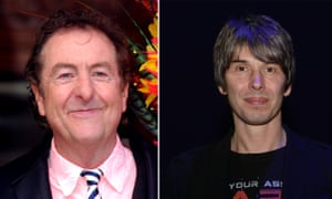 Eric Idle and Brian Cox are to star in a BBC Christmas special 'depicting the birth of the entire universe'.