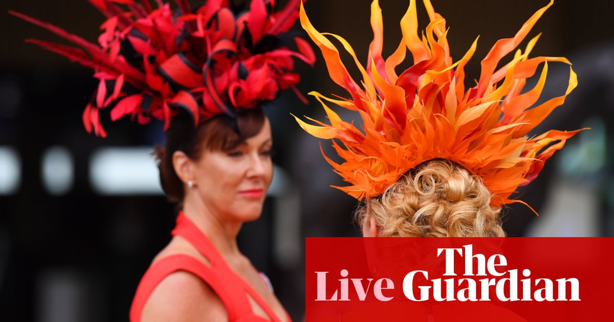 Royal Ascot: Gold Cup the feature on Ladies' Day – live!