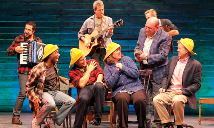 Come From Away: hugely uplifting