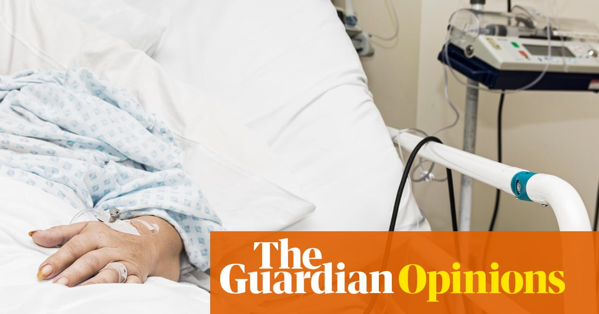End-of-life care should not simply be about prolonging a painful death