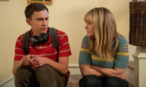A scene from the third series of Channel 4's Atypical.