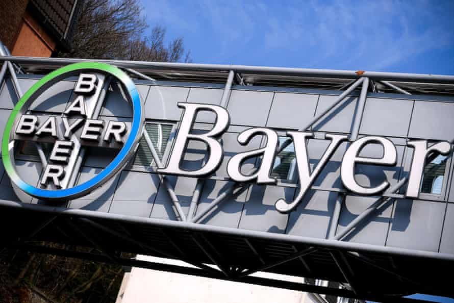 Bayer AG is the owner of Monsanto.