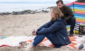 Anna Madeley as Kate with Tennant as Tom.