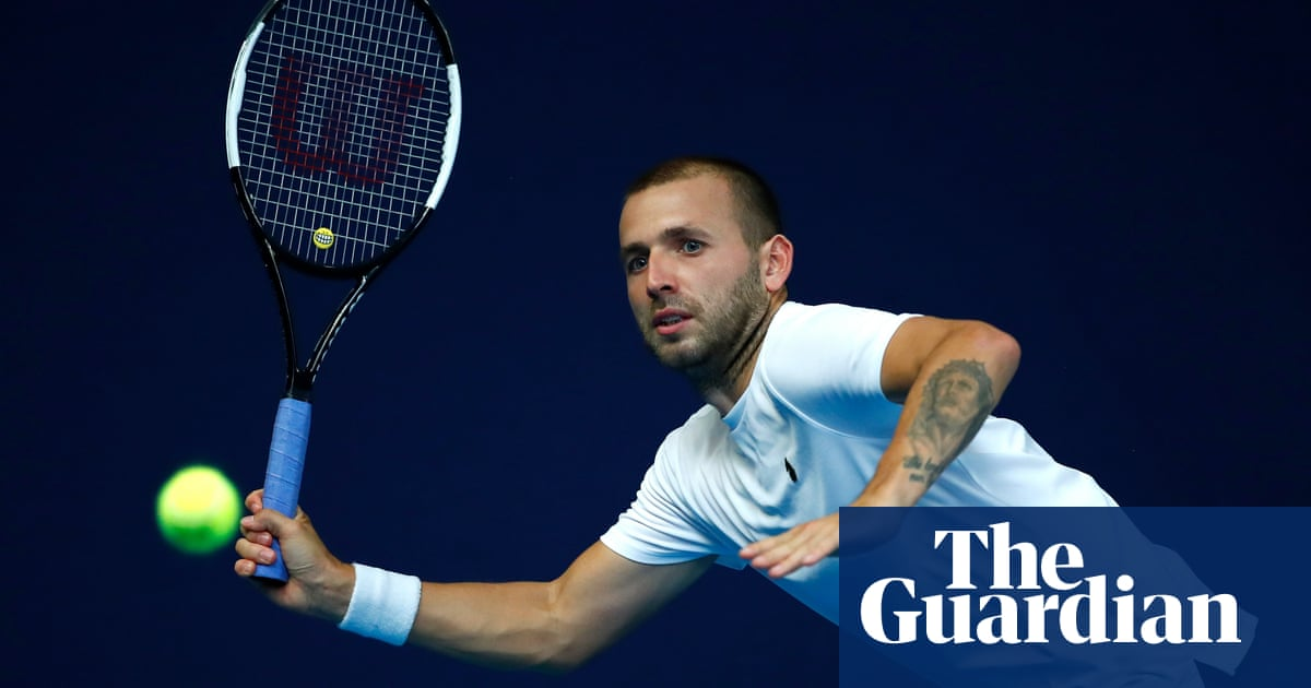 Impressive Dan Evans overwhelms Kyle Edmund to win Battle of the Brits