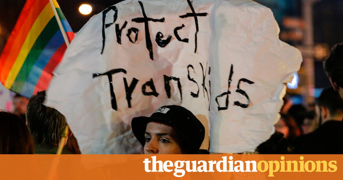 Trans teens are being killed while we debate nonexistent problems | Zoe O'Connell