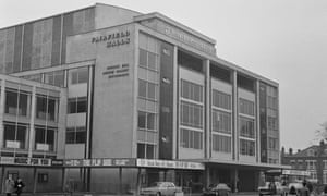 Fairfield Halls in 1969