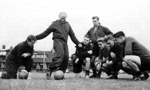 Matt Busby, a former Liverpool player, was a huge admirer of Bill Shankly.