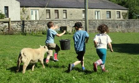 Gwynfryn Farm Holidays, Pwllheli, Gwynedd