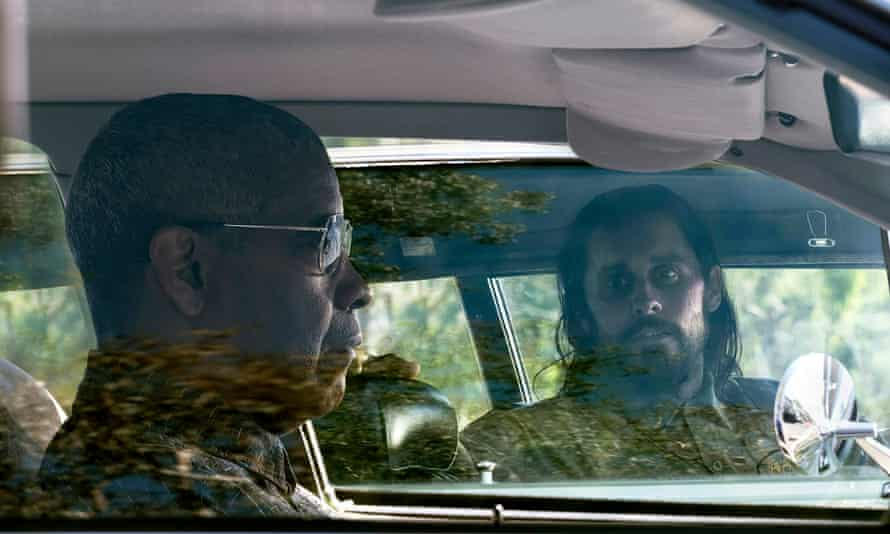 Denzel Washington and Jared Leto in The Little Things. Unfortunately, the big problems in this film are impossible to ignore.