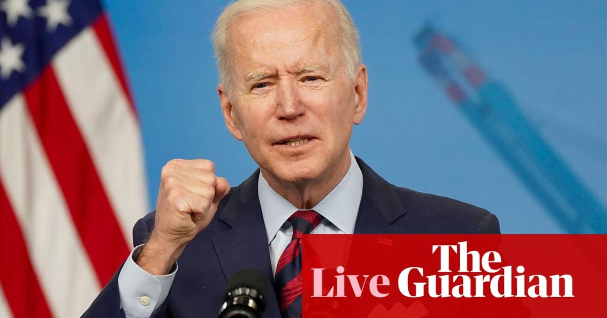 Joe Biden to announce executive actions to address gun violence – live