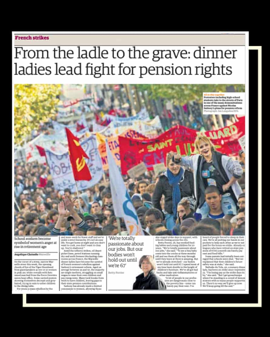 The Guardian, October 23, 2010