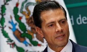 Mexico Enrique Peña Nieto