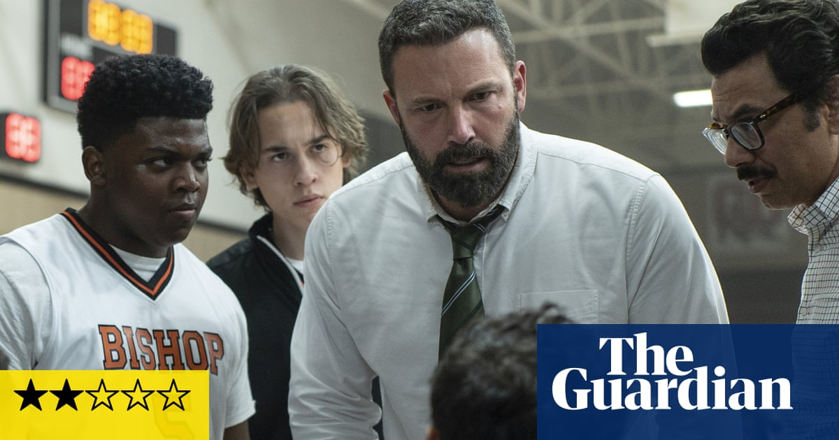 The Way Back review – Ben Affleck battles booze in half-baked drama