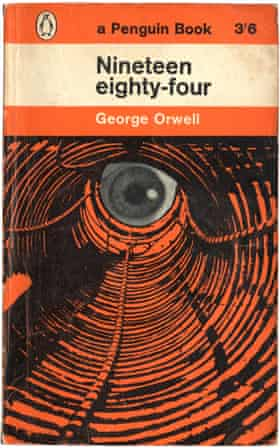 Nineteen Eighty-Four - Cover jacket artwork image