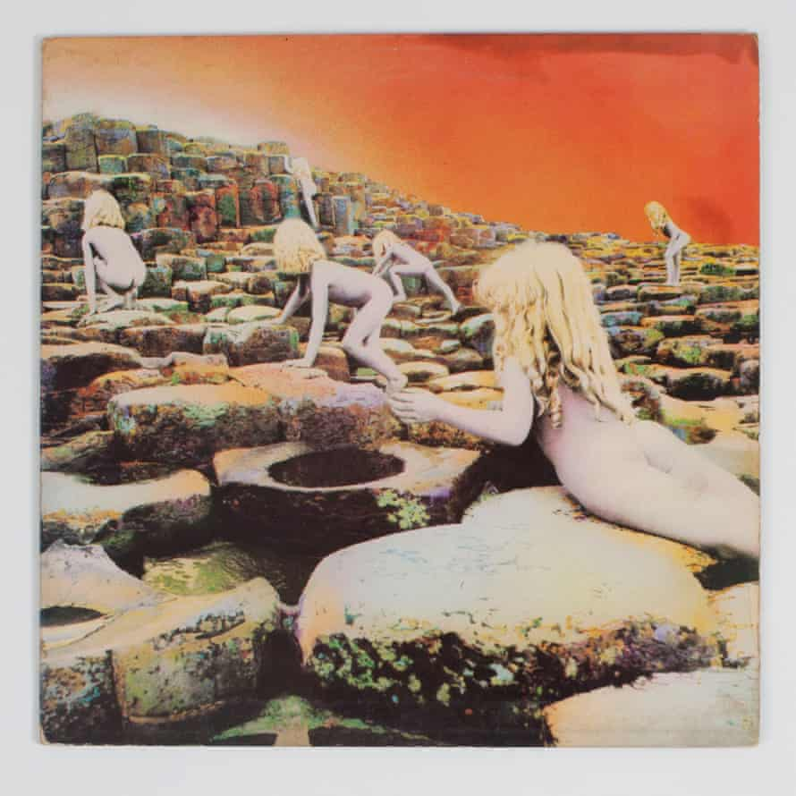 Led Zeppelin – Houses of the Holy.
