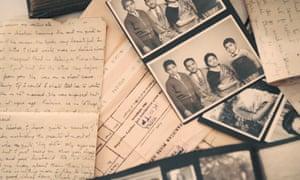 Nostalgia and hurt … Home 1947.