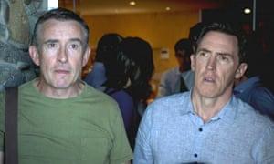 Steve Coogan and Rob Brydon on a midlife adventure.