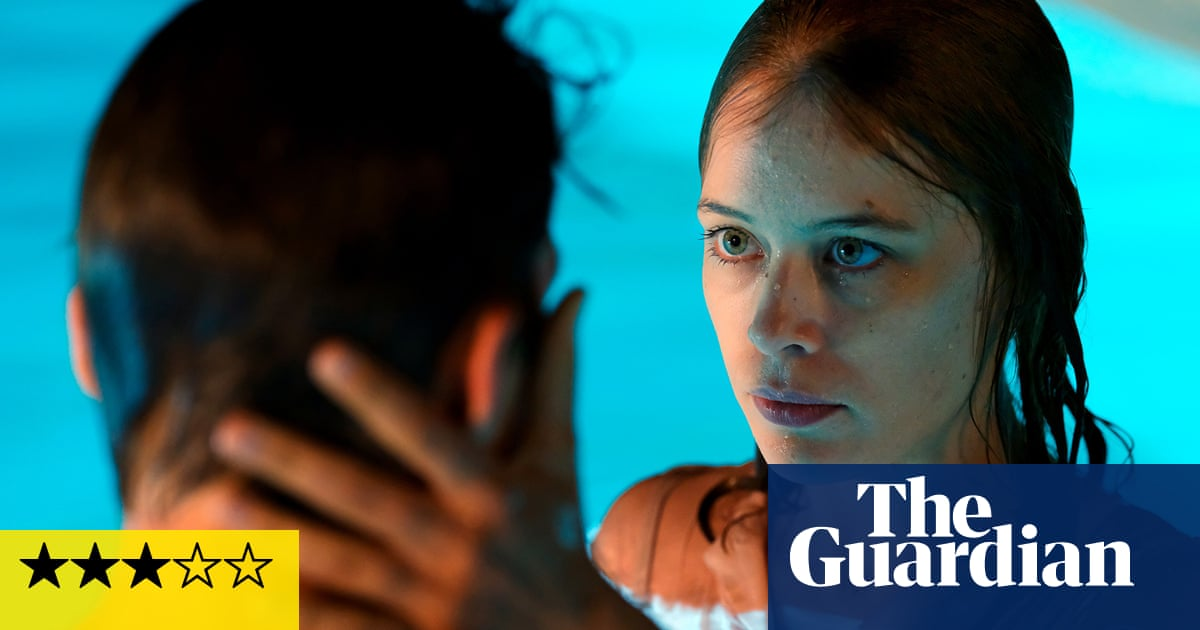 Undine review – a shaggy catfish of a story about a woman with a water obsession