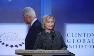 Hillary Clinton Clinton Foundation