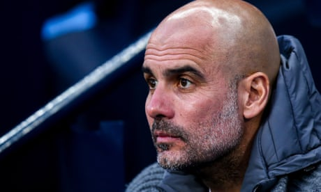 Pep Guardiola says it 'will take time' for City to recover from Spurs defeat – video