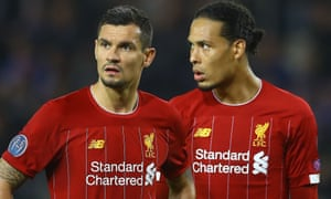 New Balance's logo has been appearing on Liverpool FC's shirts since 2015