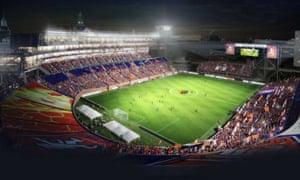 Nippert Stadium has been home to some big attendances for FC Cincinnati