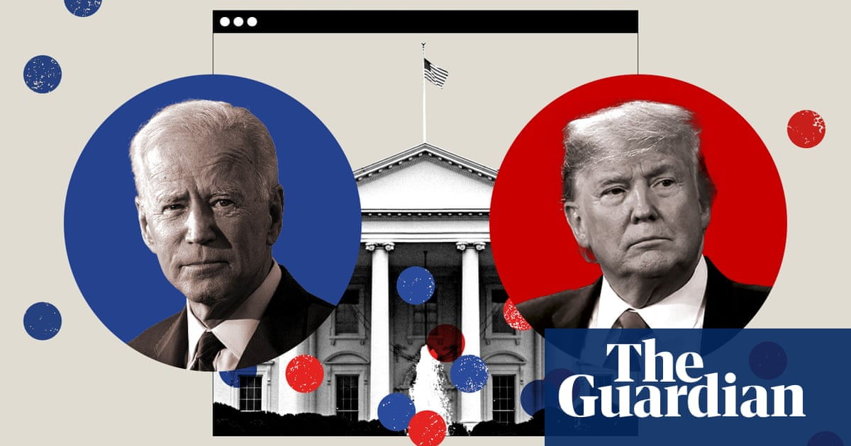US election 2020 live results: Donald Trump takes on Joe Biden in race for White House – The Guardian