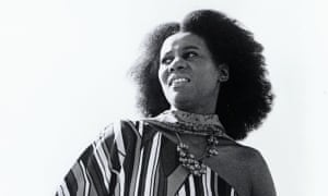 'So much about truth, and about love' ... Alice Coltrane.