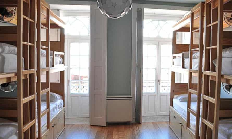 Dorm in Tattva Design, Porto.