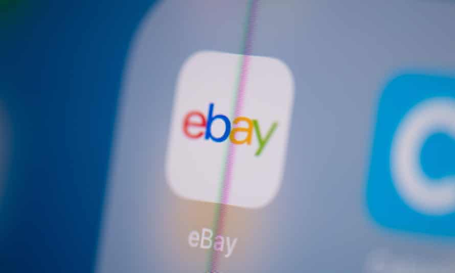 Secondhand or vintage fashion sales on eBay have grown more than 200 times since 2018
