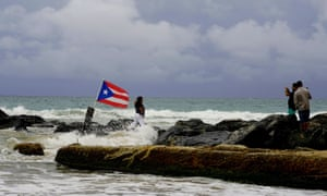 Hurricane Dorian Spares Puerto Rico And Heads For Eastern