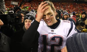 Tom Brady will play in his ninth Super Bowl in the coming weeks