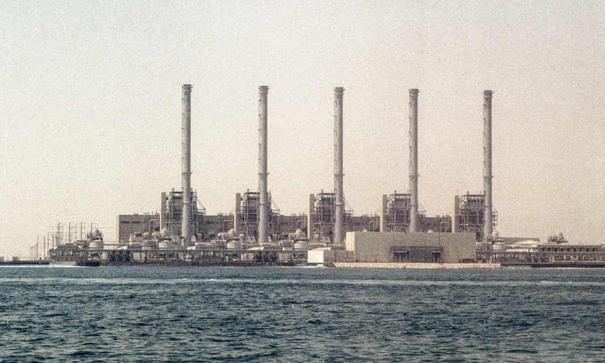 Peak salt: is the desalination dream over for the Gulf states? thumbnail