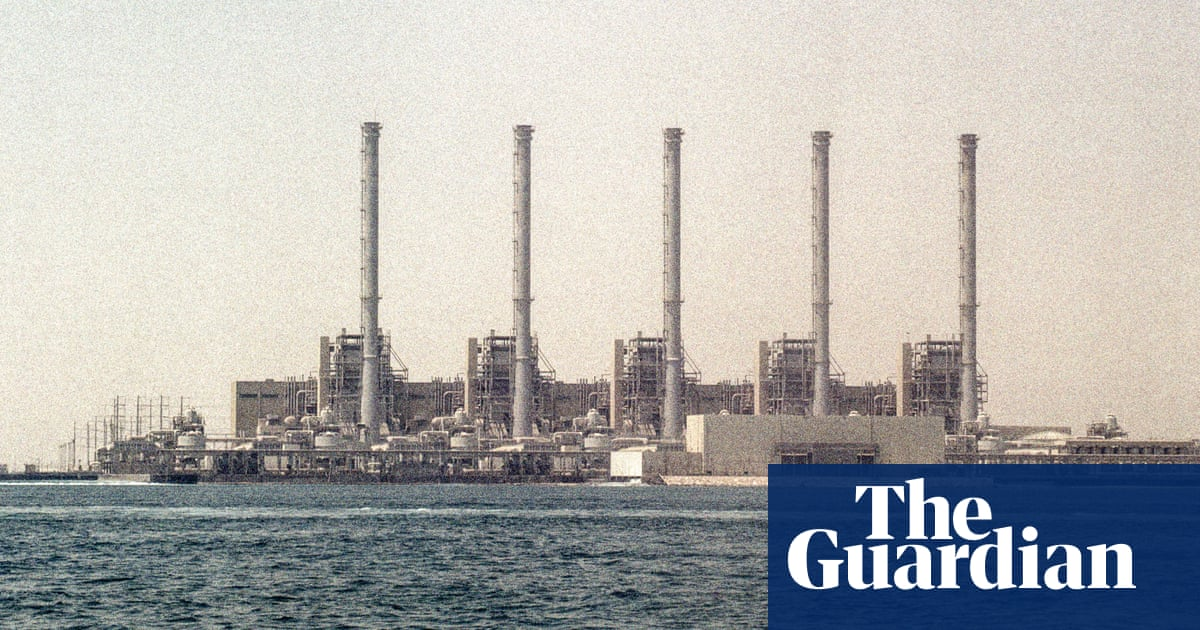 Peak salt: is the desalination dream over for the Gulf