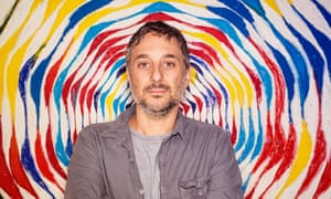 'I was pretty whacked out' … film-maker and artist Harmony Korine