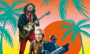 Toto; Joni Mitchell; Steely Dan.