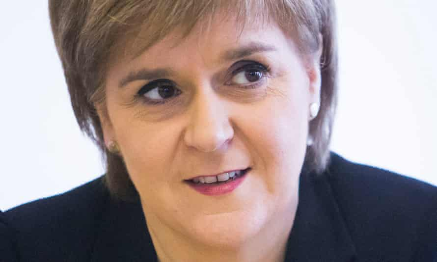Nicola Sturgeon said Brexit would trigger an 'overwhelming demand' for another Scottish independence referendum.