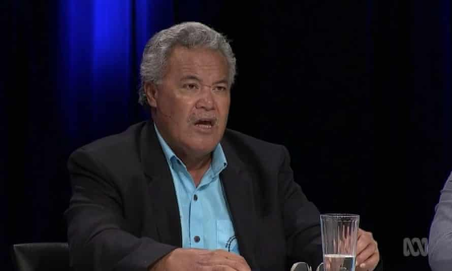 Enele Sopoaga, the former Tuvala prime minister, says there was strong resistance from Australia for more concrete action on climate change.