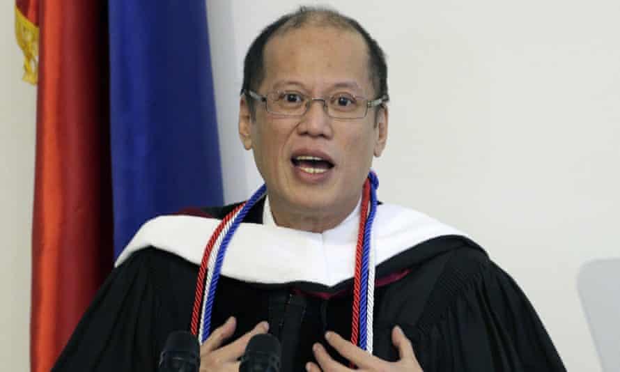 President Benigno Aquino accused of hostility towards media.