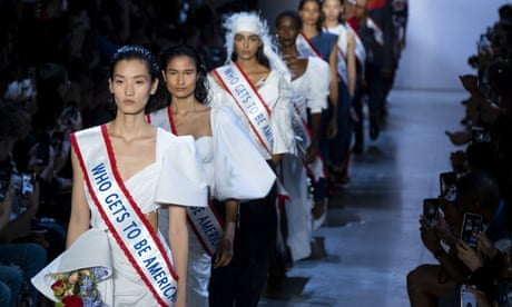 'We can't be silent' – how fashion is speaking up about Covid racism