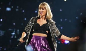 Taylor Swift: embracing the pop life