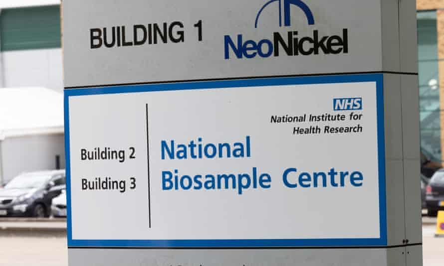 The Biocentre laboratories in Milton Keynes