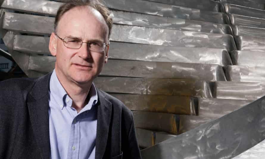 Matt Ridley, Tory peer, former chairman of Northern Rock and Times columnist.