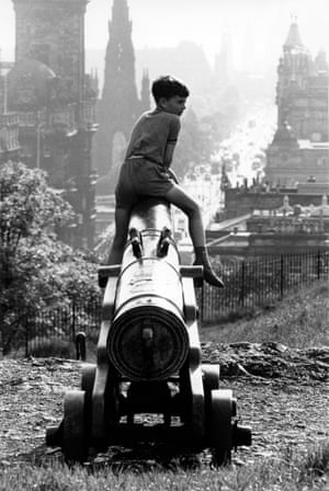 Calton Hill, 1964 Children in particular caught his eye as they played, finding joy often in the midst of poverty. His many shots of the local youth provoke a nostalgic twinge for a seemingly more innocent and carefree world