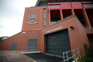 The players' entrance is located on 96 Avenue.