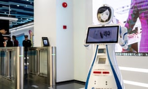 Inside Shanghai's robot bank: China opens world's first human-free