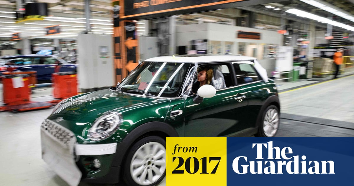 Bmw Considers Making Electric Mini Outside Uk Due To Brexit Worries