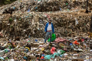 Thimphu's only designated landfill site
