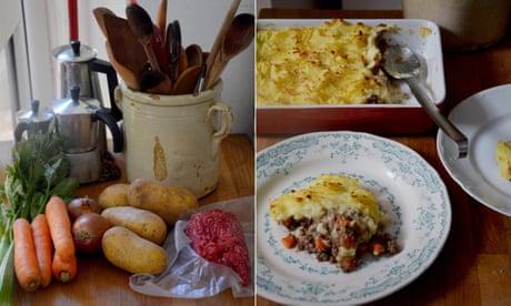 Rachel Roddy's Anglo-Italian cottage pie recipe